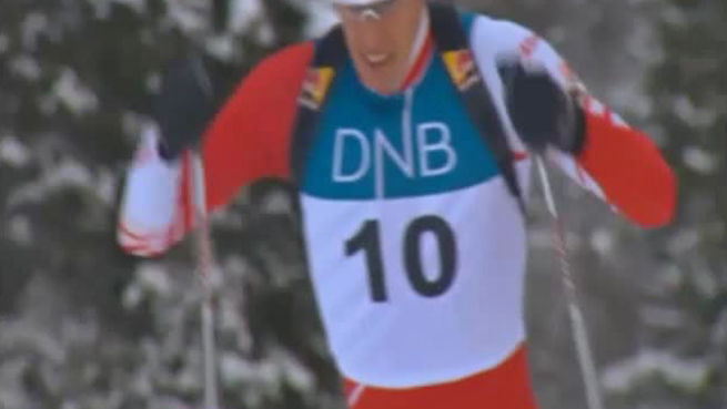 go to Norwegian biathlon series